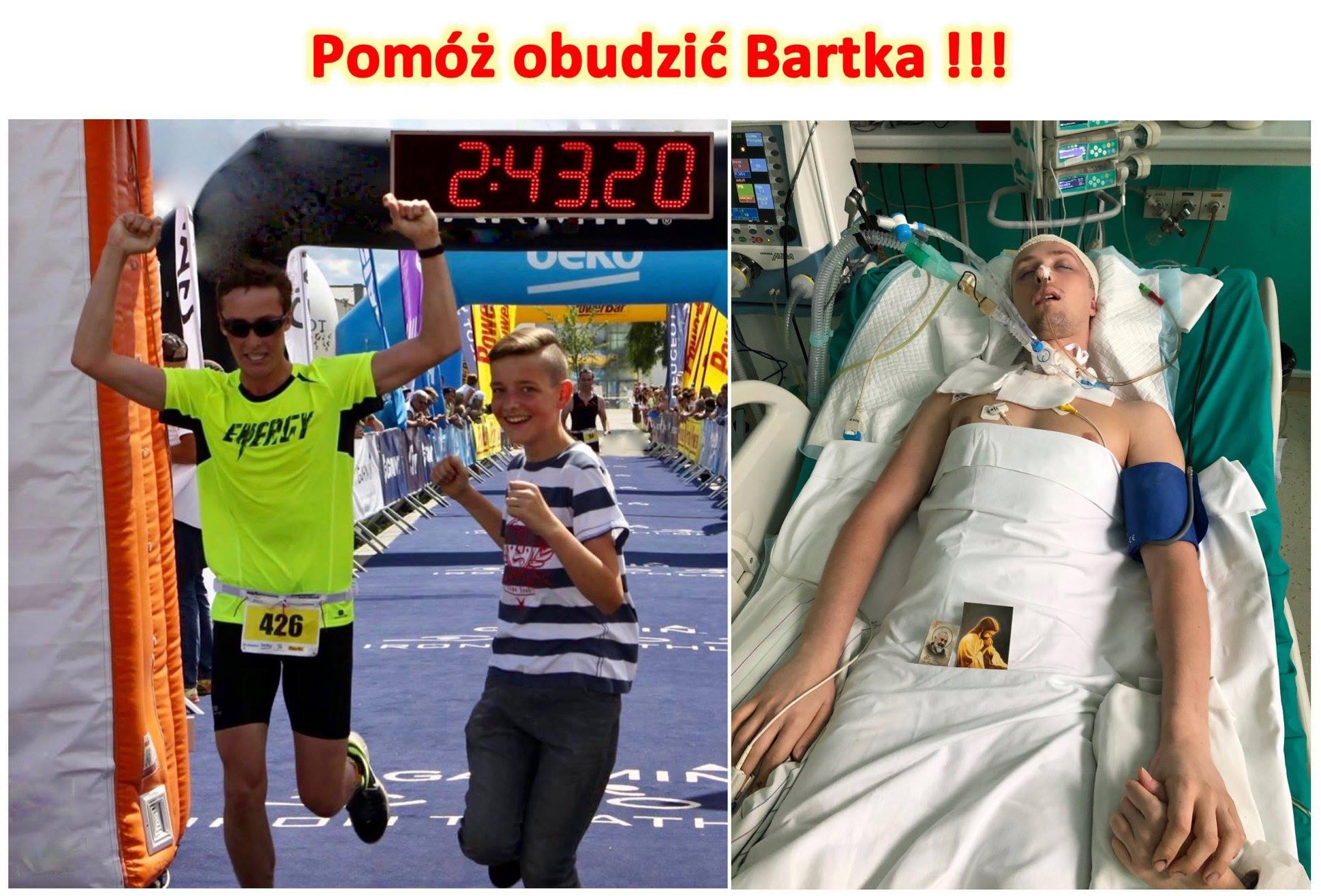 POMÓŻMY OBUDZIĆ BARTKA!!!