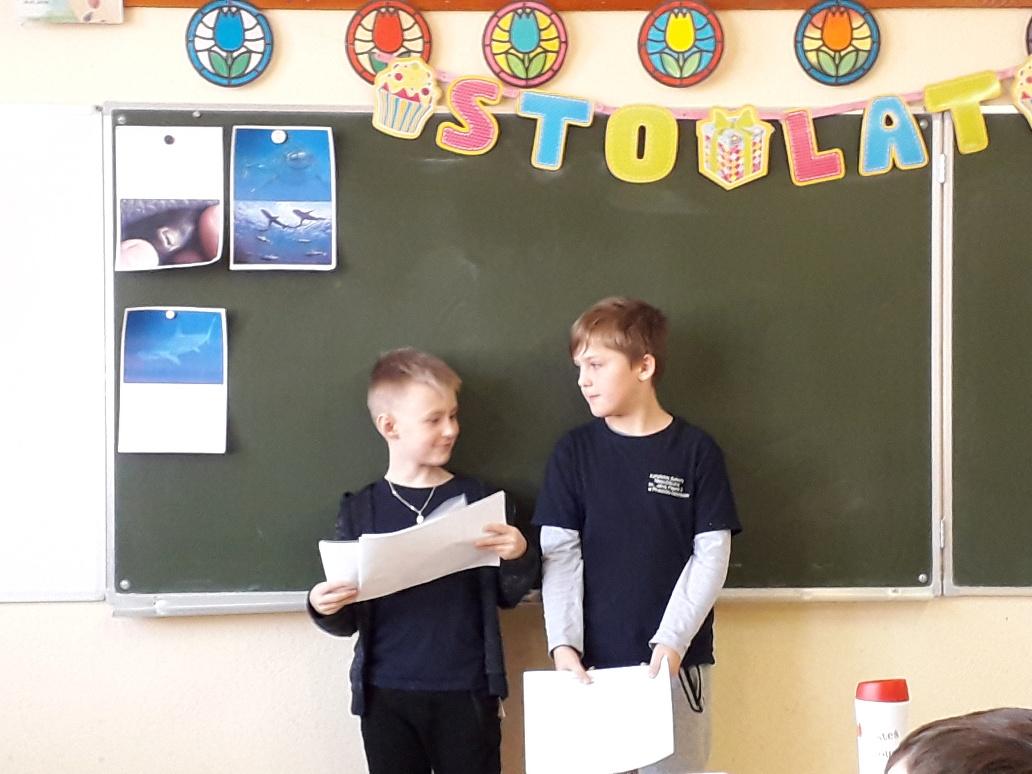 Uczeń w roli nauczyciela