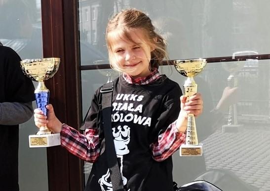 Helenka znowu triumfuje :)