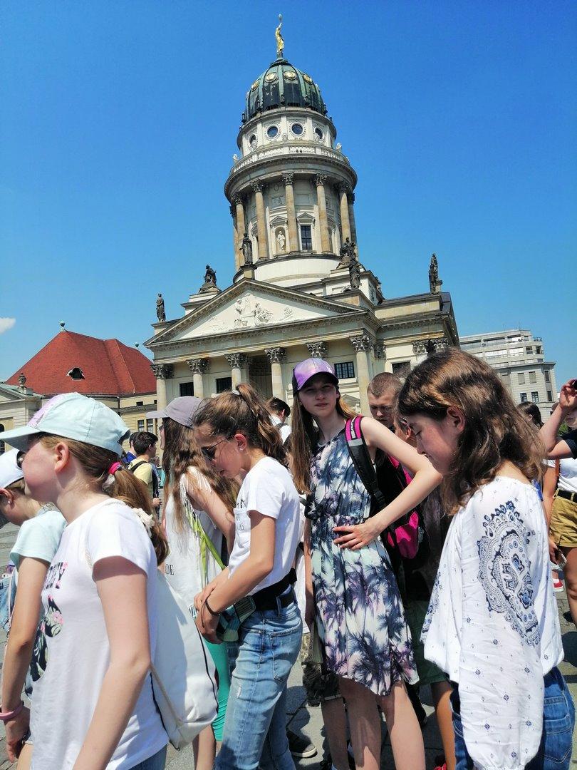 Szczecin - Berlin - Wyspa Wolin