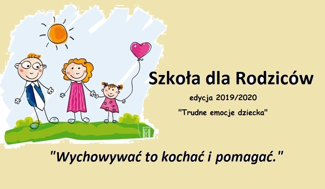Rusza edycja Szkoły dla Rodziców 2019