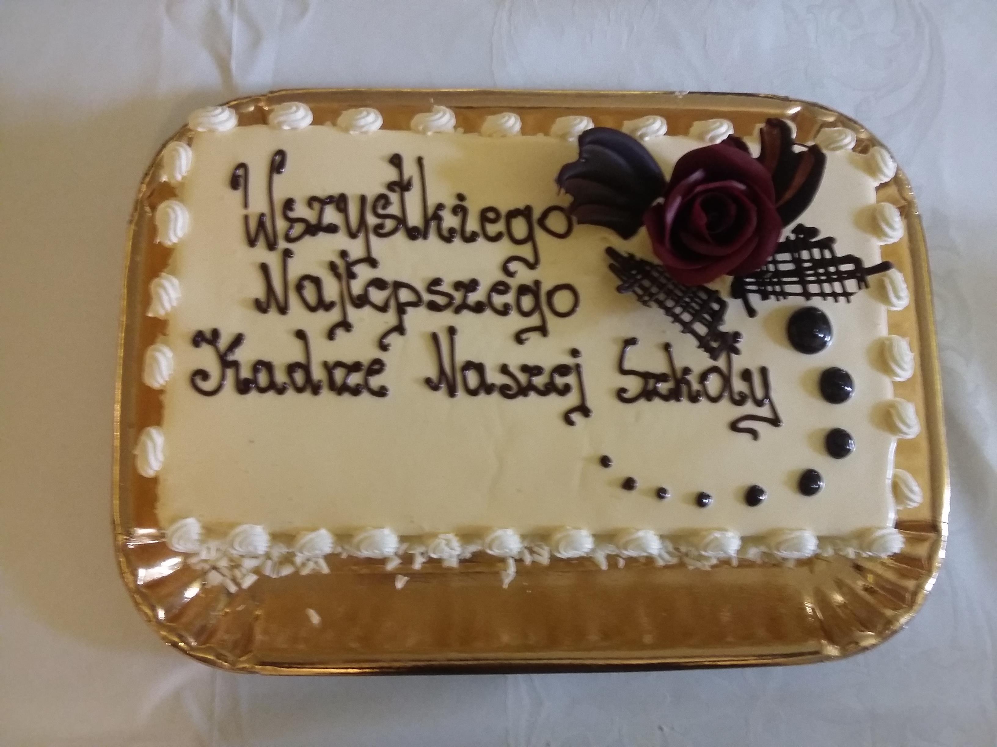 Serdecznie dziękujemy za wszystkie życzenia z okazji Dnia Edukacji
