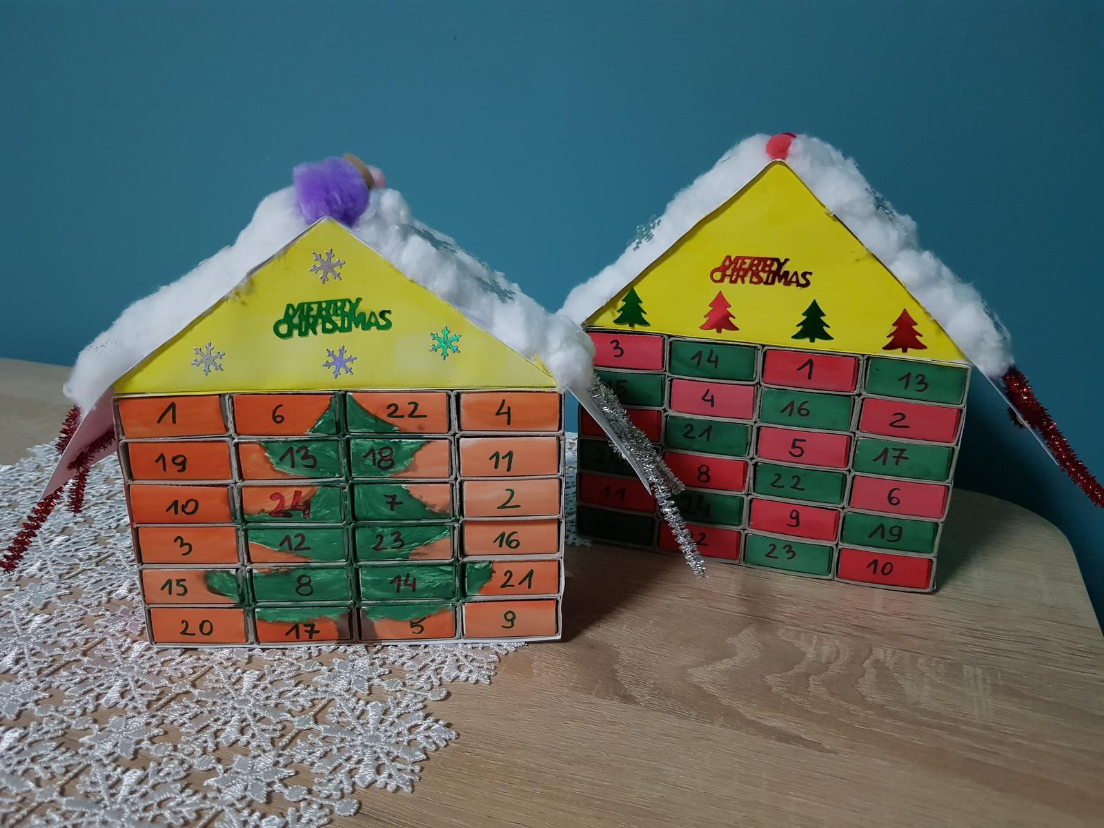 Słodkie odliczanie dni do Świąt Bożego Narodzenia