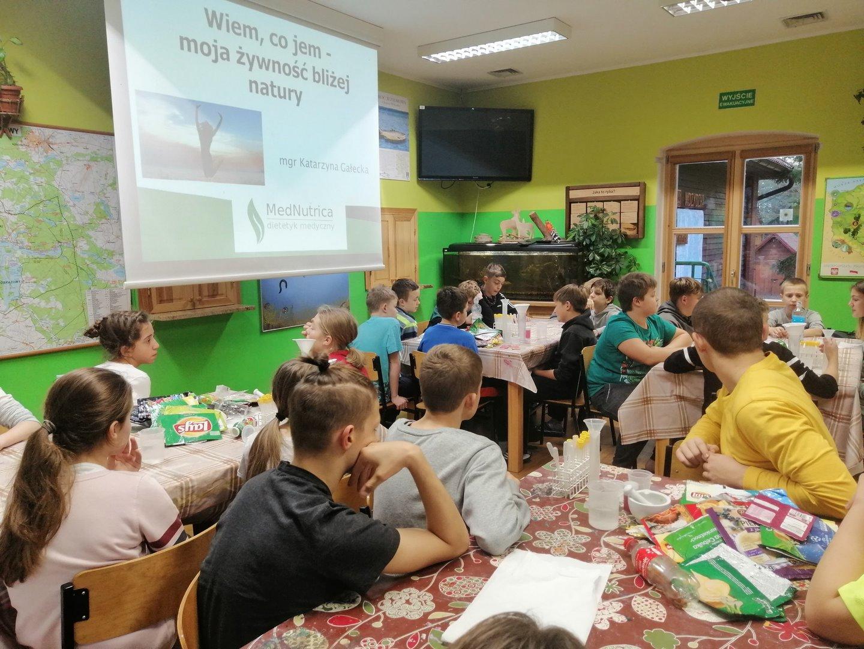 Zielona Szkoła część 2
