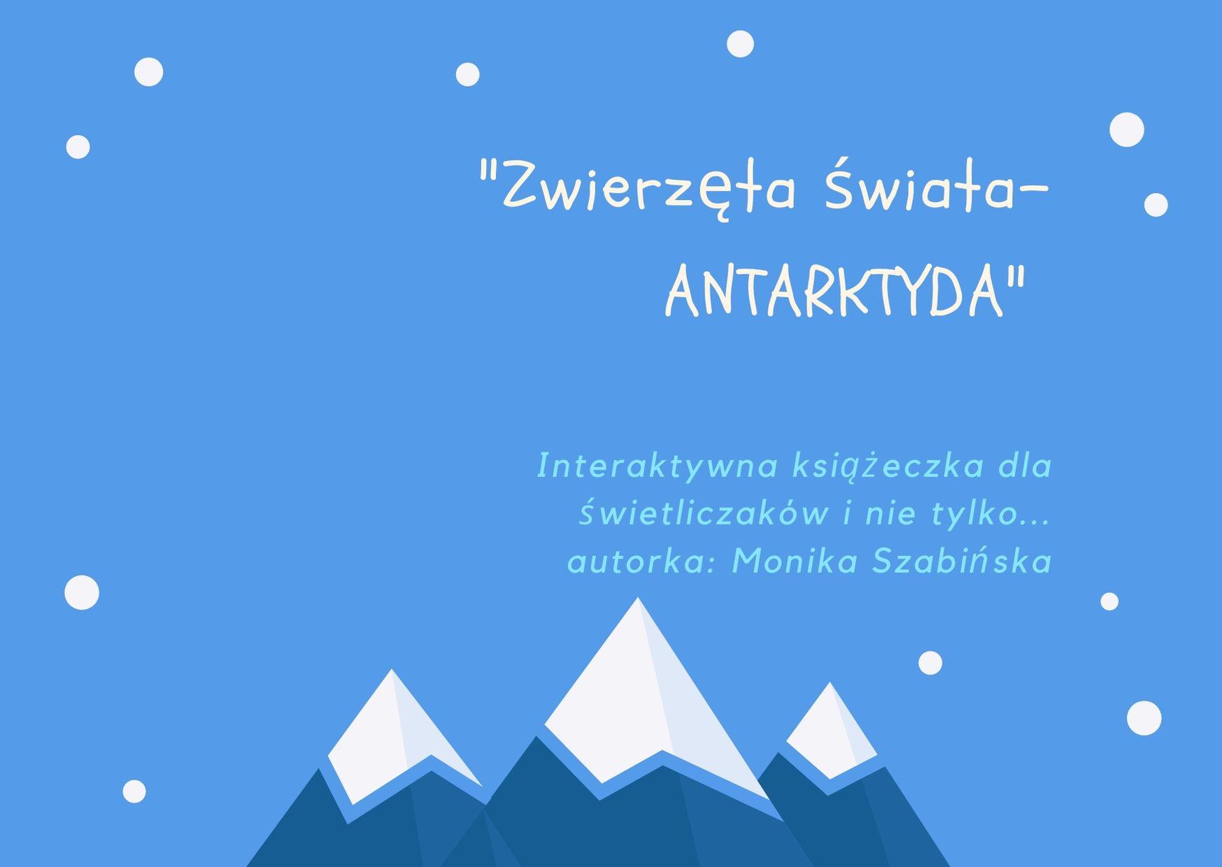 Zwierzęta świata - Antarktyda