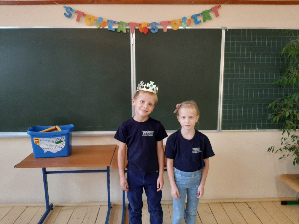 Urodziny Hiacynty i Franka