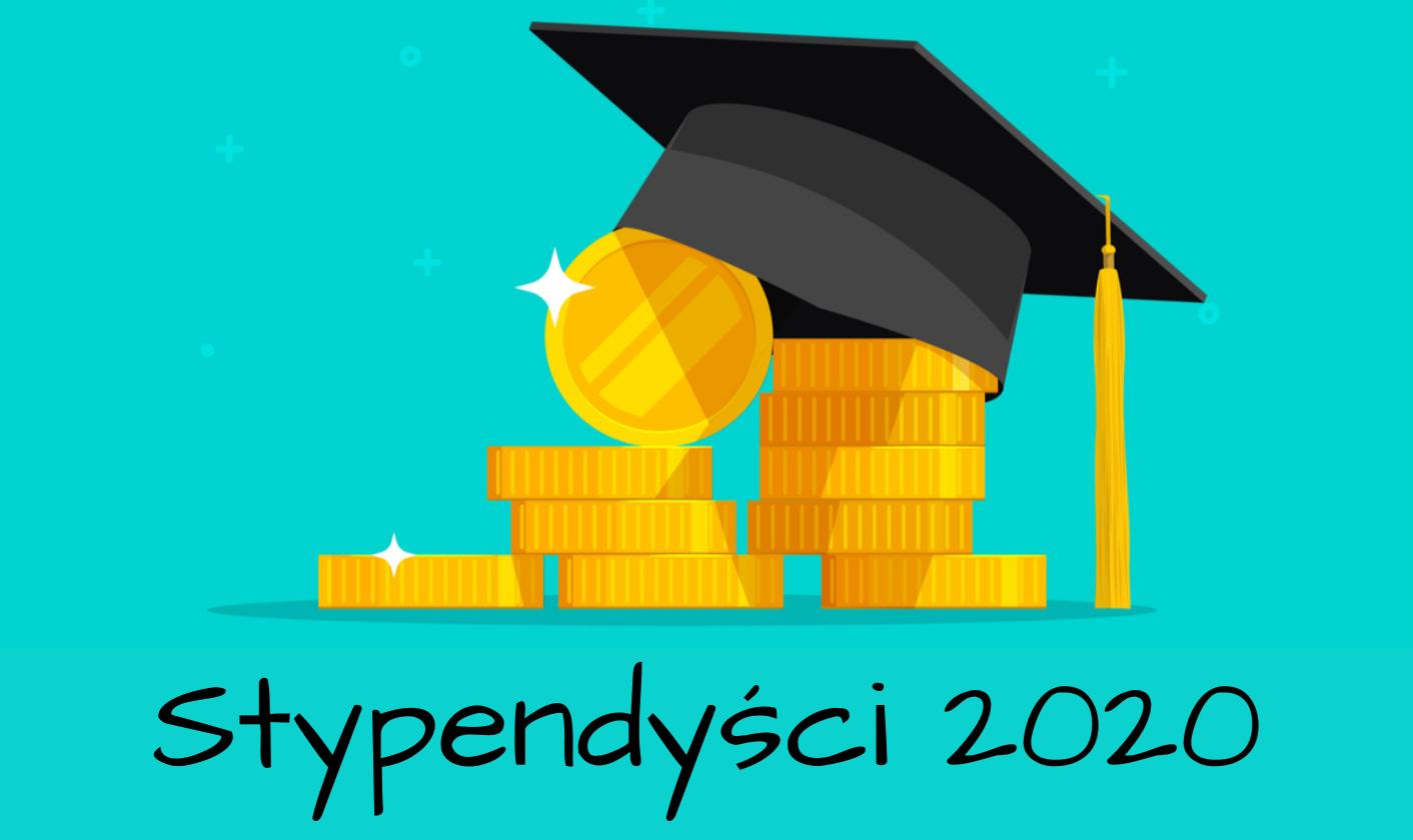 Stypendyści KSN 2020