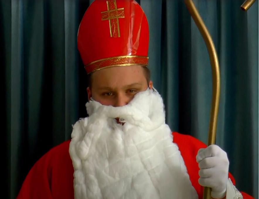 Odwiedziny Świętego Mikołaja w KSN!