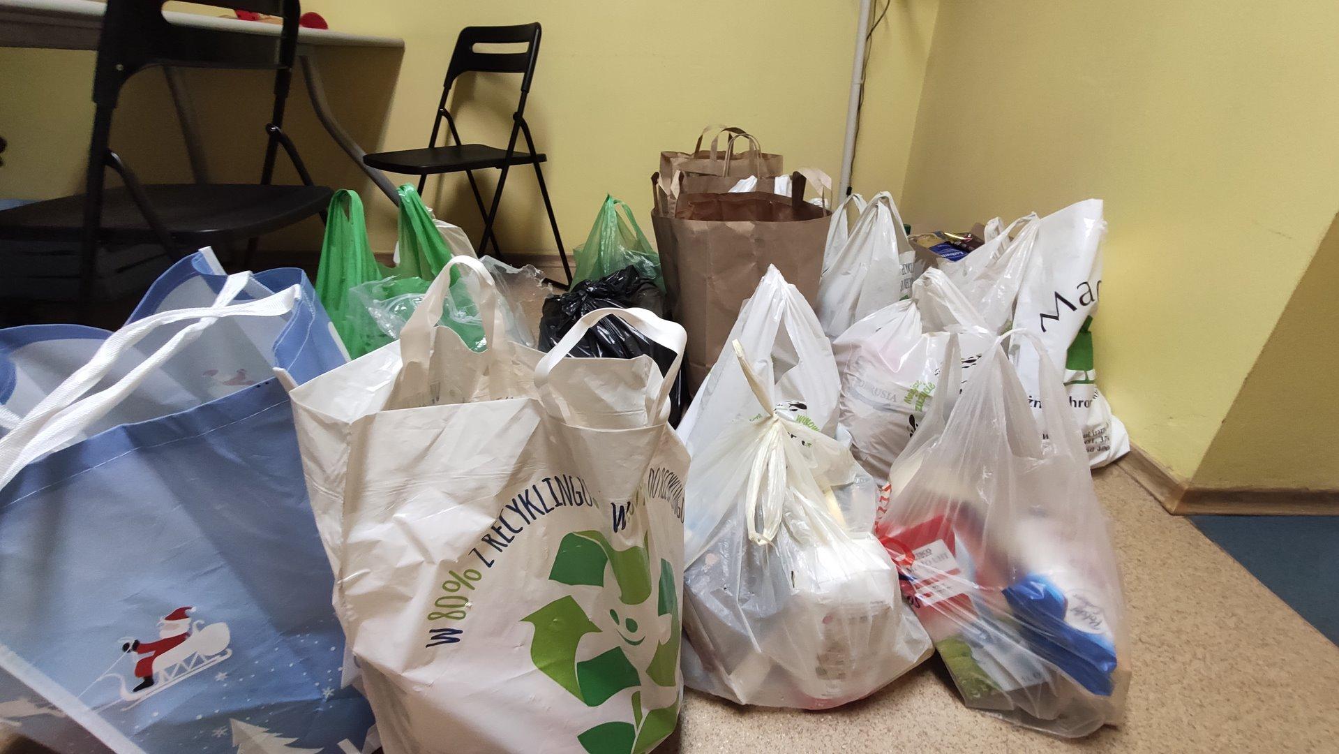 Świąteczna zbiórka darów dla najbardziej potrzebujących