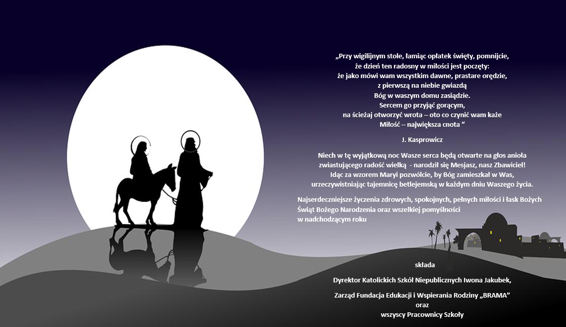 Życzenia Bożonarodzeniowe od KSN