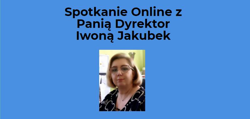 Pokój Online P. Iwony Jakubek