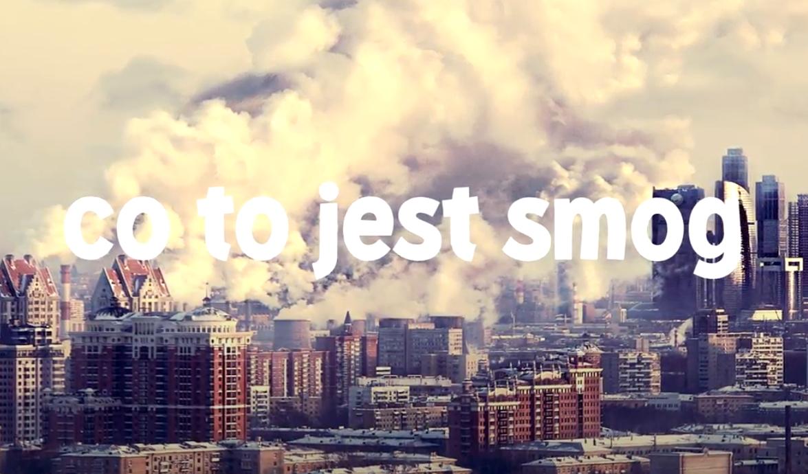 Kampania smogowa. Co to jest SMOG?