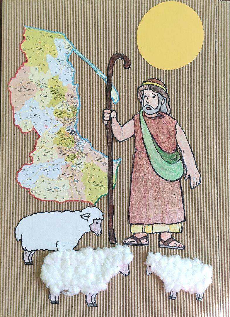 Lapbook dla Arcybiskupa Tadeusza Wojdy