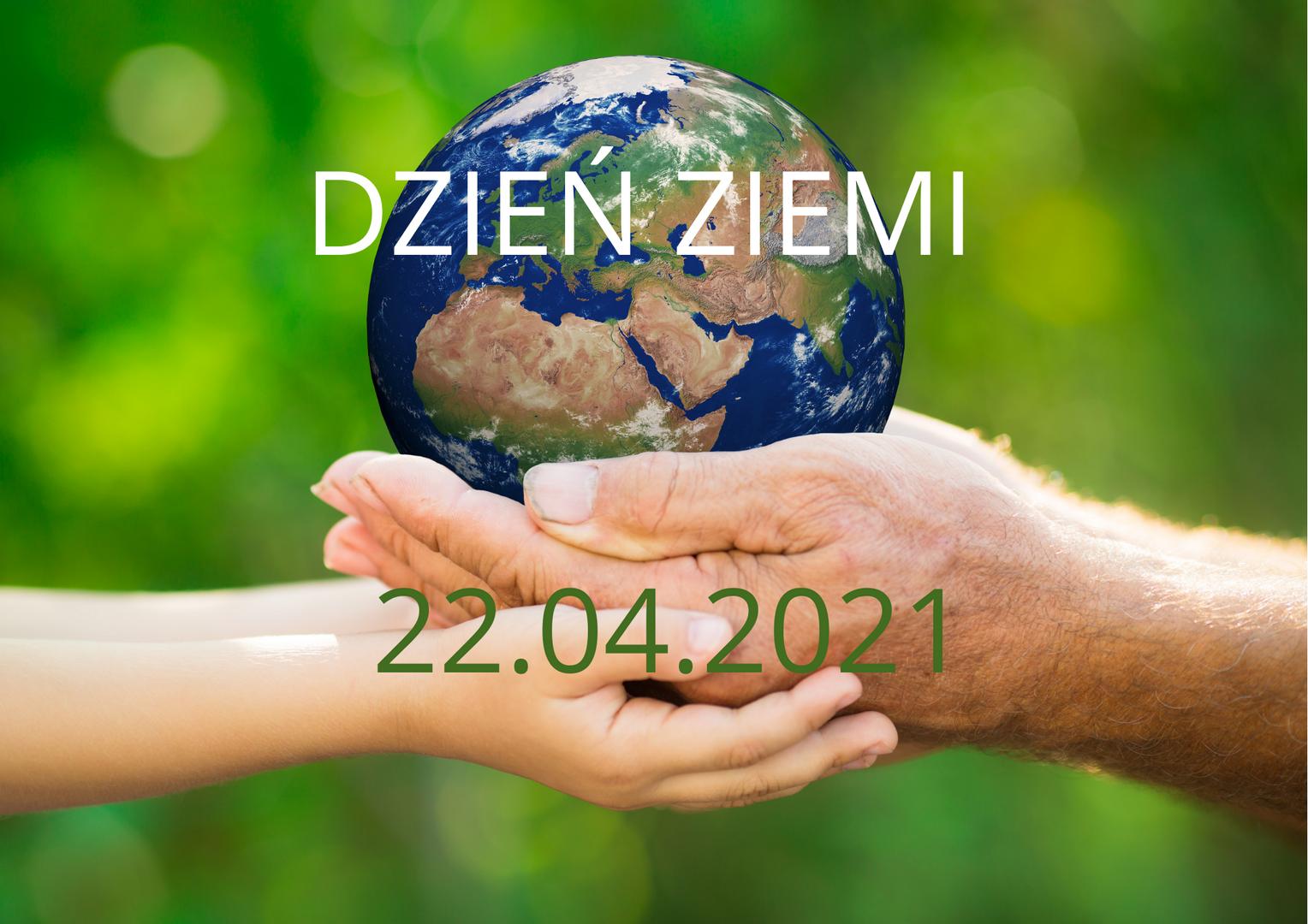 Dzień Ziemi - 22.04.2021 (Dooble)