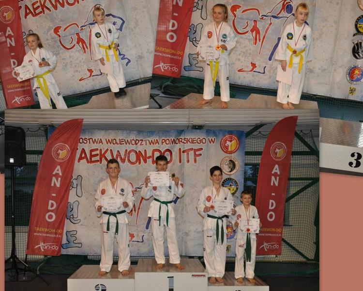 Magda i Wojciech Boroch zdobyli srebrne medale na Mistrzostwach Województwa Pom