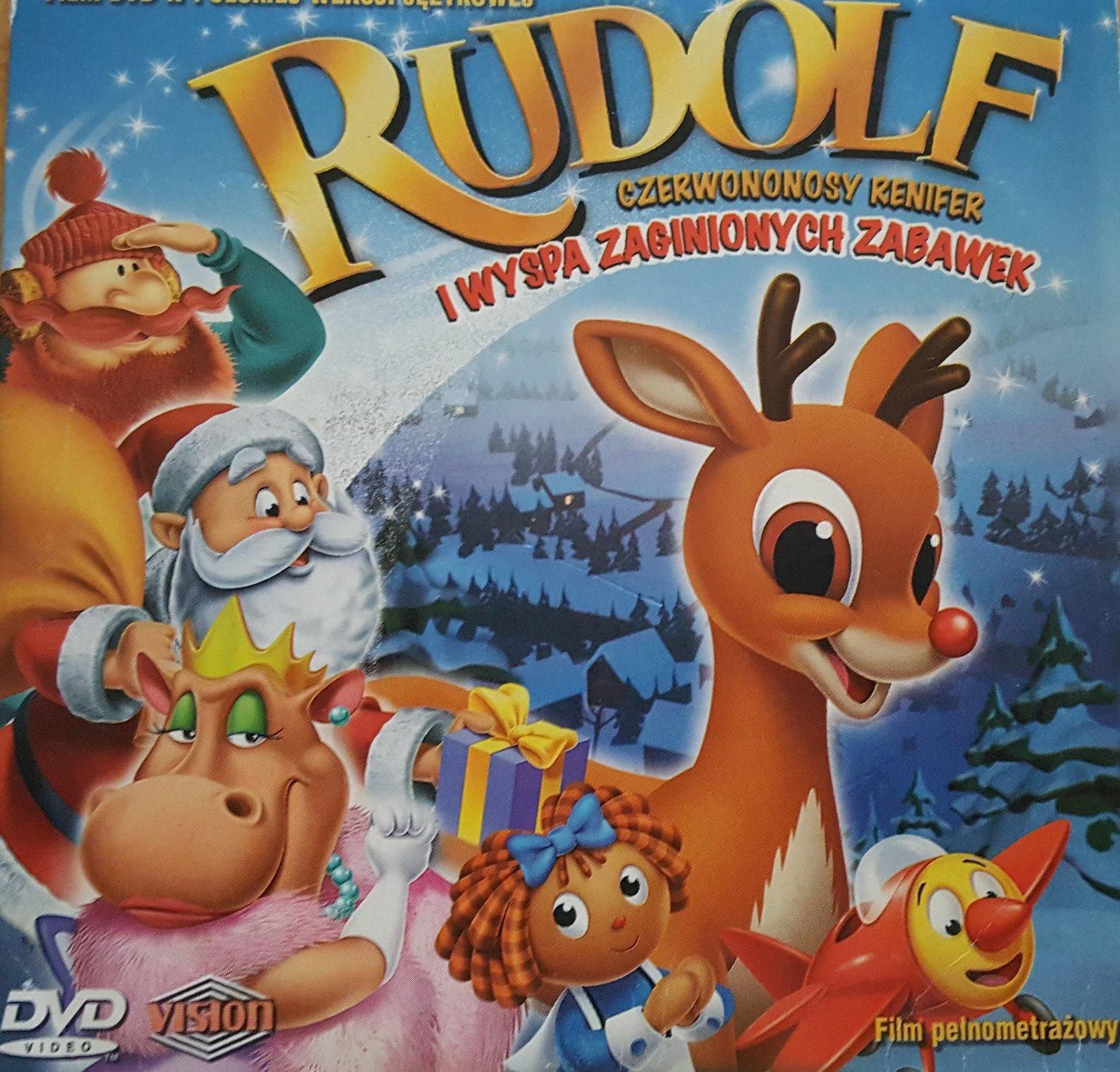 Mikołajki z Rudolfem