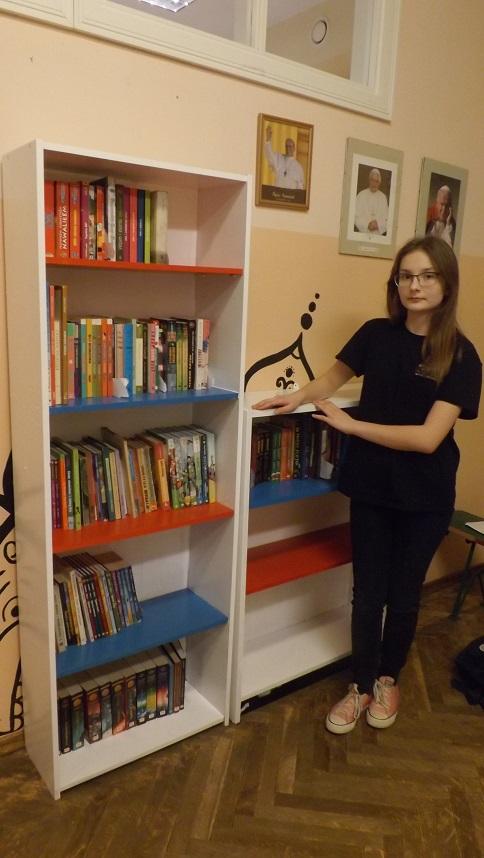 Tutoring - Oliwia Stacewicz – Biblioteczka szkolna
