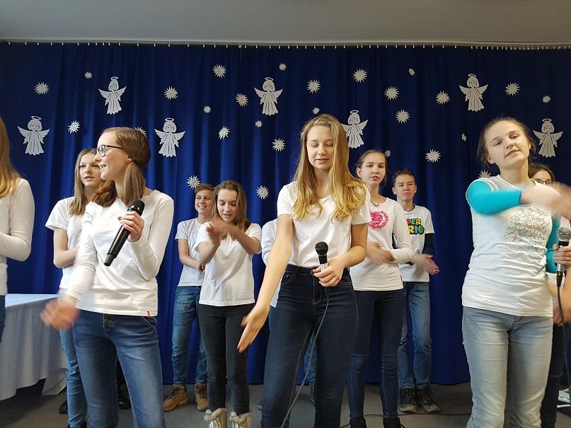 Festiwal piosenki religijnej w KNSP