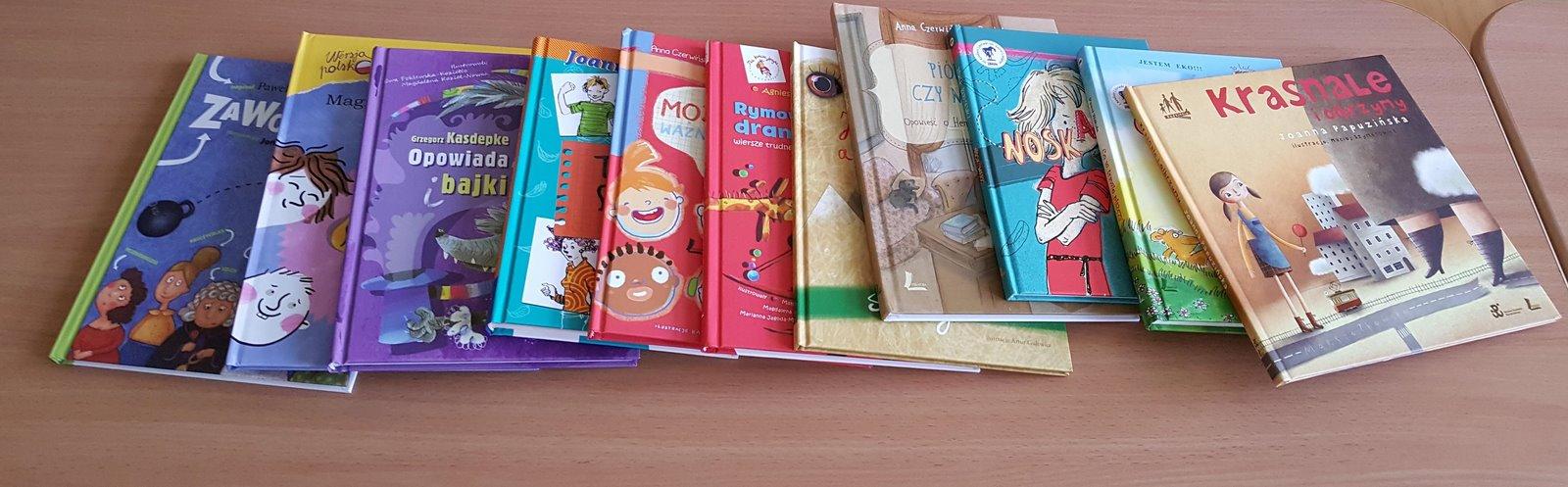 Gry i książki - kolejna nagroda dla naszych świetliczaków
