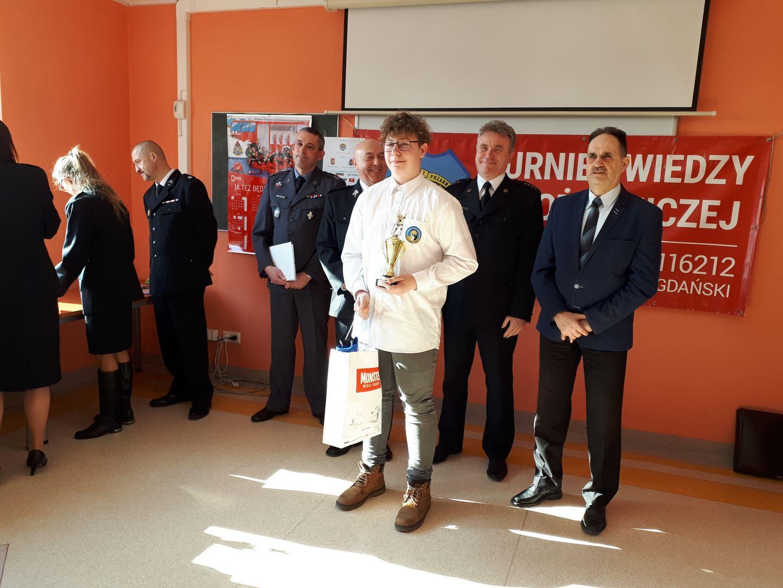 Konkurs w Straży Pożarnej- mamy zwycięzcę!