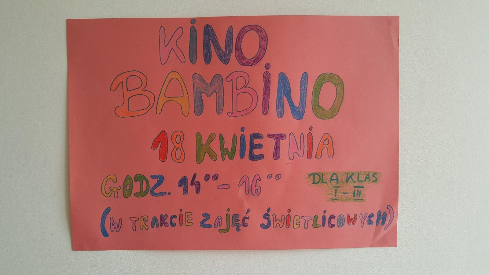 KINO BAMBINO