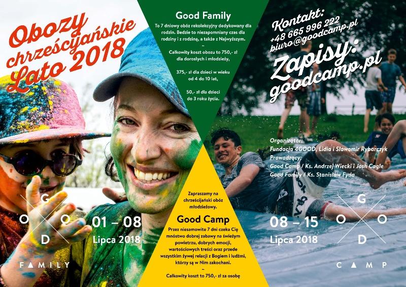 POLECAMY Good Camp 2018