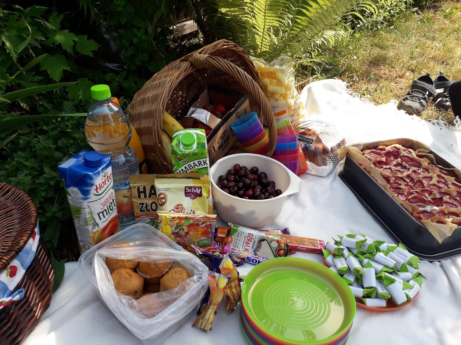 Szkolny piknik