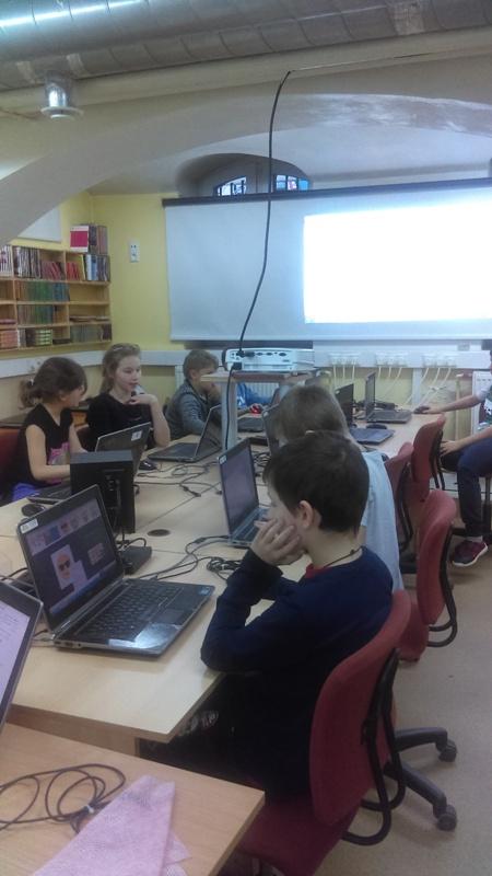 Warsztaty komputerowe w I semestrze 2017/2018 - klasy IV-V SP oraz III gimnazjum