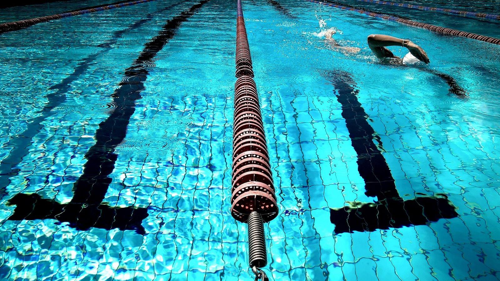 Harmonogram zajęć na basenie