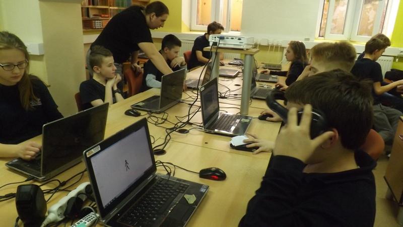Warsztaty komputerowe w II semestrze 2016/2017 - klasy I gimnazjum