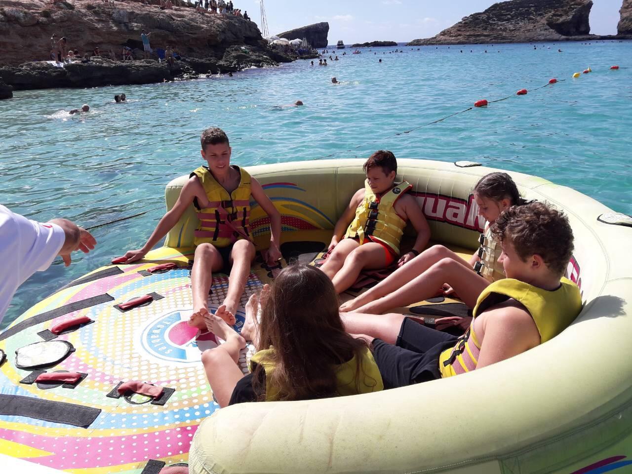 Wycieczka na Maltę fotorelacja część I