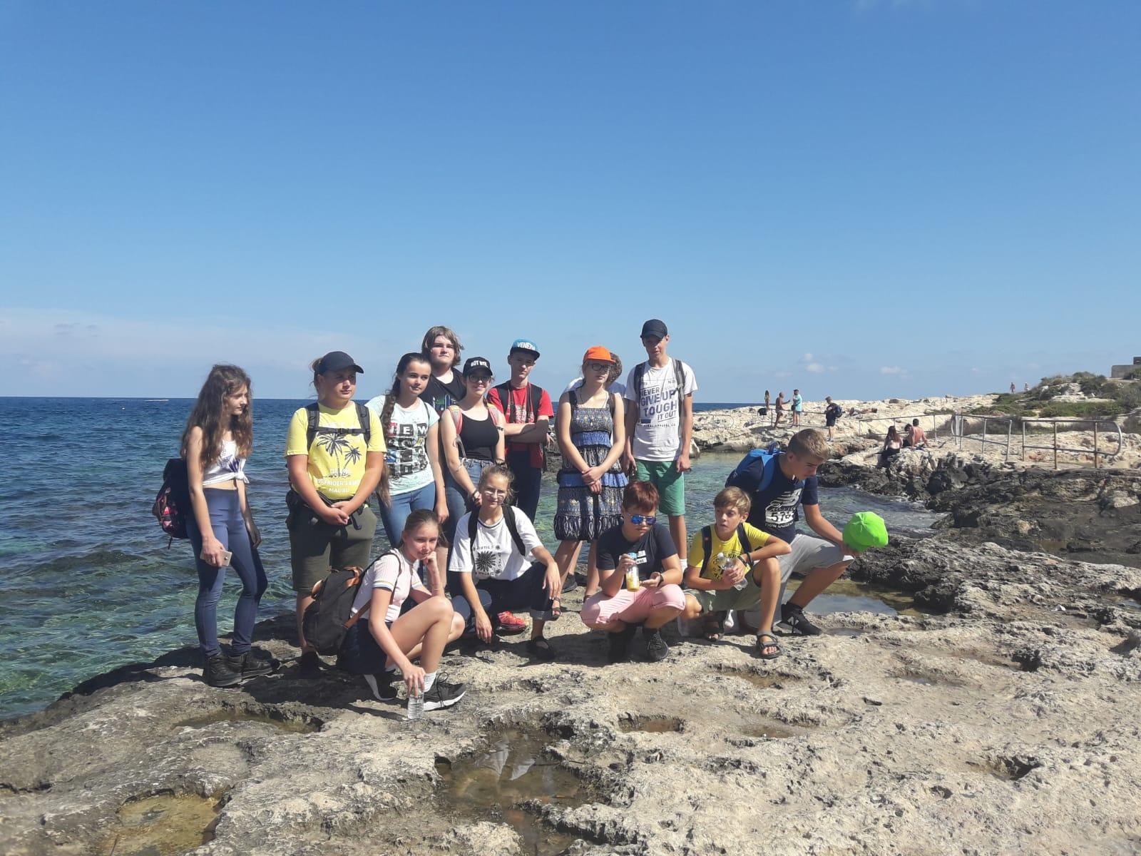 Wycieczka na Maltę fotorelacja część II