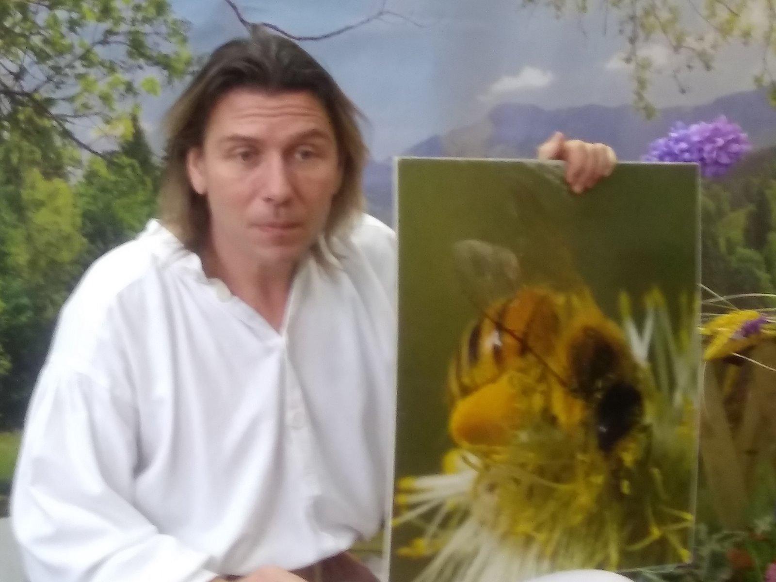 Fasynujący świat pszczół.
