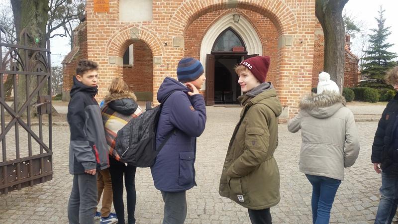 Wycieczka szlakiem ulicy Wojska Polskiego