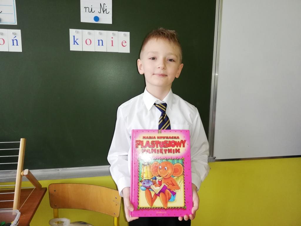 Laureat Mateusz Mechliński